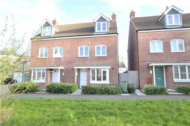 4 Bedrooms Semi Detached House for sale in Napier Drive, Brockworth, Gloucester, GL3 4UE