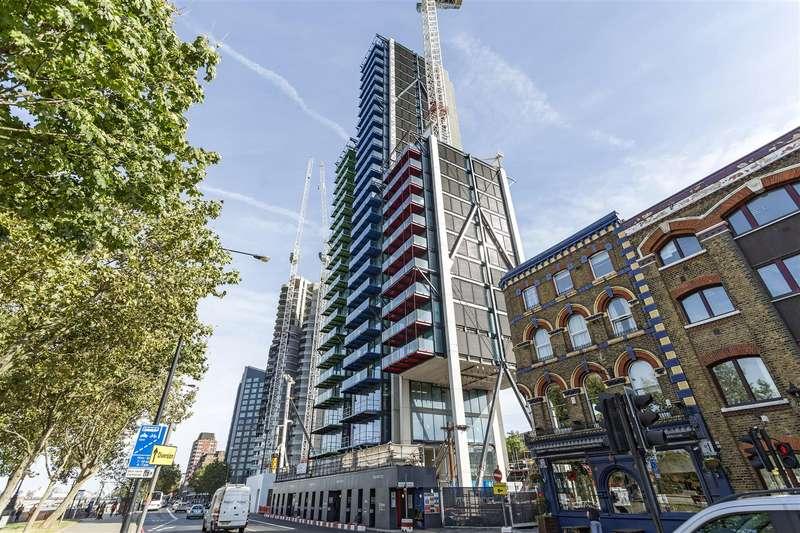 2 Bedrooms Property for sale in Merano Residences, 30-34 Albert Embankment, Nine Elms, London SE1