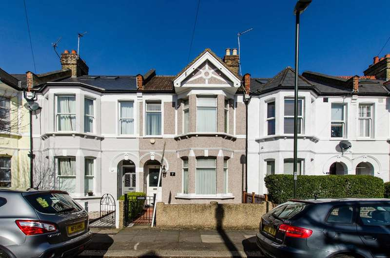 3 Bedrooms Terraced House for sale in Kingsley Road, Wimbledon, SW19