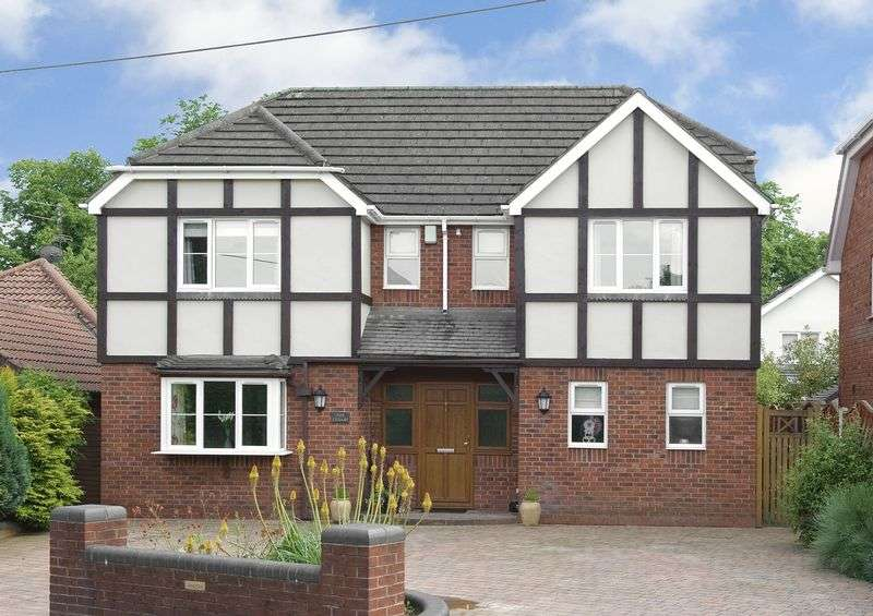 5 Bedrooms Detached House for sale in Stakenbridge Lane, Hagley