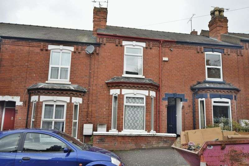 2 Bedrooms Terraced House for sale in Whitehall Grove, Lincoln