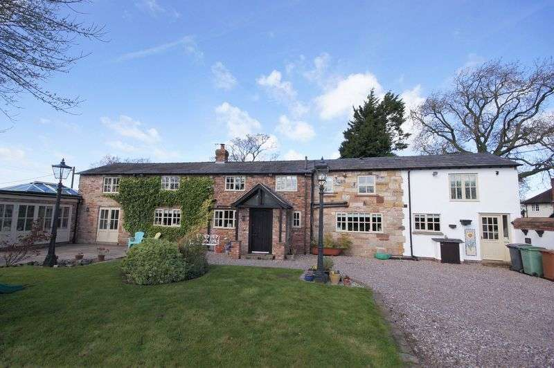 4 Bedrooms Detached House for sale in Whitehouse Lane, Brimstage