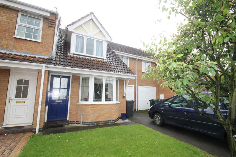 3 Bedrooms Semi Detached House for sale in Falcon Close, Adwick - Le -Street, Doncaster
