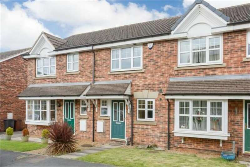2 Bedrooms Town House for sale in Summerbank Close, DRIGHLINGTON, West Yorkshire