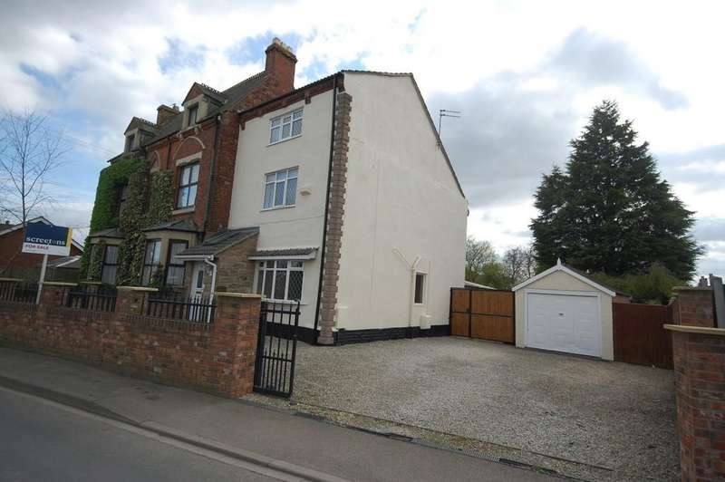 4 Bedrooms Semi Detached House for sale in Newclose Lane, Goole