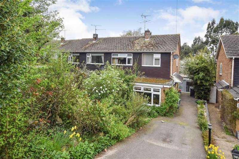 3 Bedrooms Semi Detached House for sale in Beacon Hill, Maldon, Essex