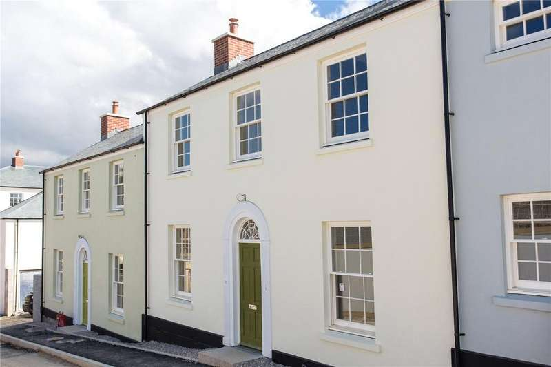 3 Bedrooms Terraced House for sale in Trevethow Riel, Truro