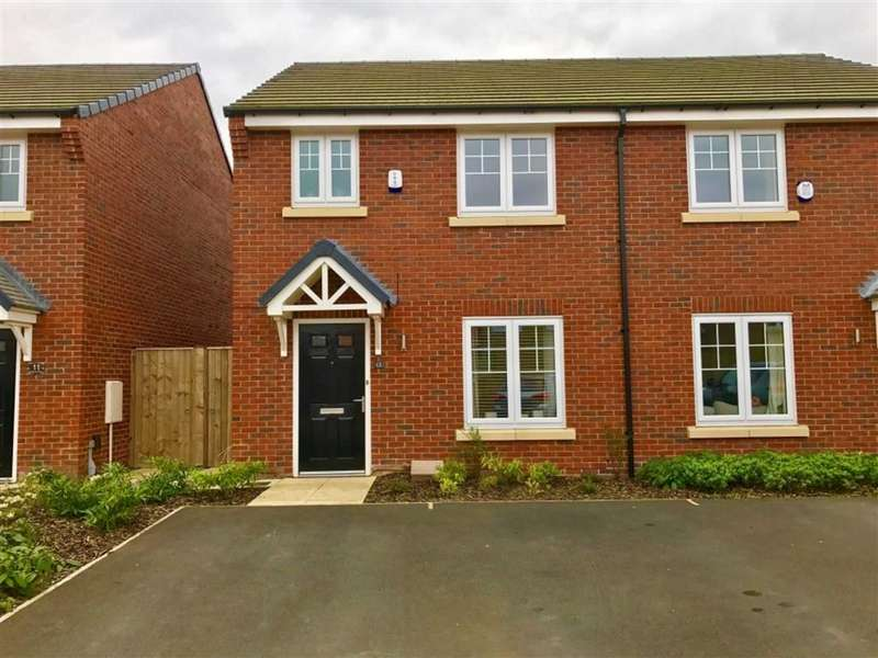 3 Bedrooms Semi Detached House for sale in Morley Carr Drive, Yarm, Cleveland