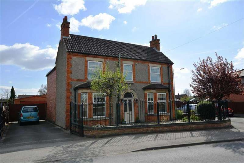 4 Bedrooms Unique Property for sale in Hawton Lane, Newark, Nottinghamshire, NG24