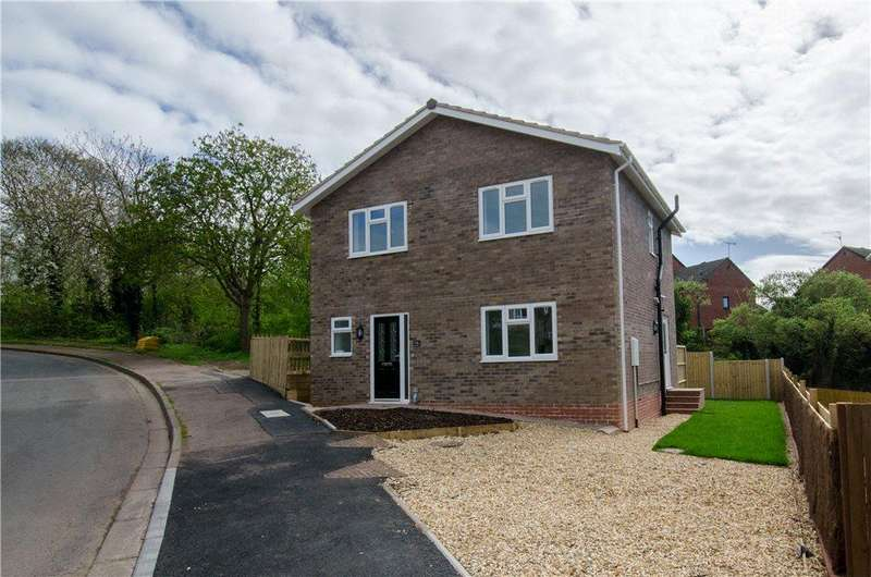 3 Bedrooms Detached House for sale in Severndale, Droitwich, Worcestershire, WR9