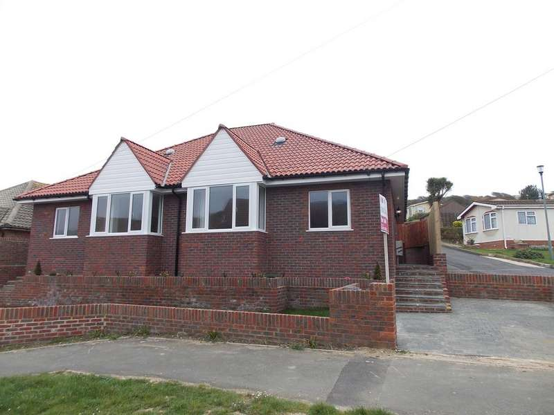 3 Bedrooms Semi Detached Bungalow for sale in Court Farm Road, Newhaven, East Sussex