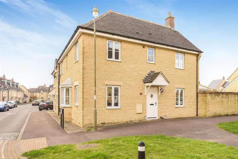4 Bedrooms End Of Terrace House for sale in Bluebell Way, Carterton