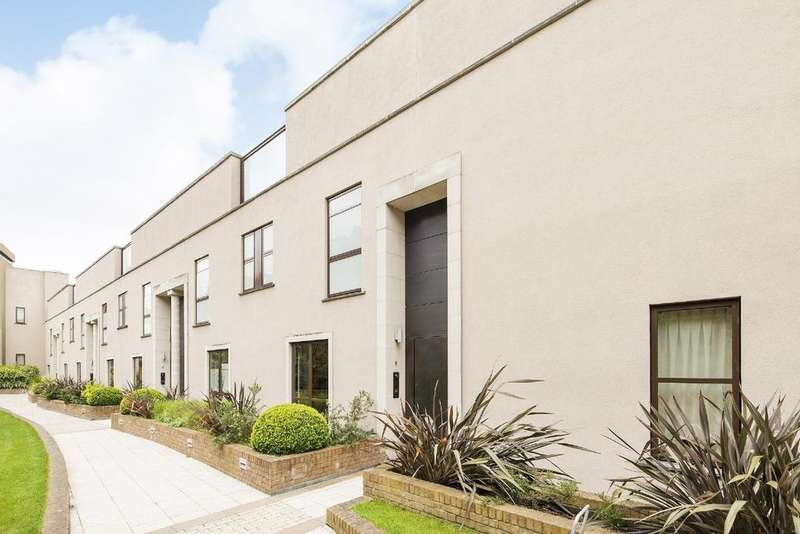3 Bedrooms Terraced House for sale in Boundary Road, St Johns Wood, NW8