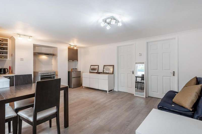1 Bedroom Apartment Flat for sale in CLAPHAM MANOR STREET, SW4