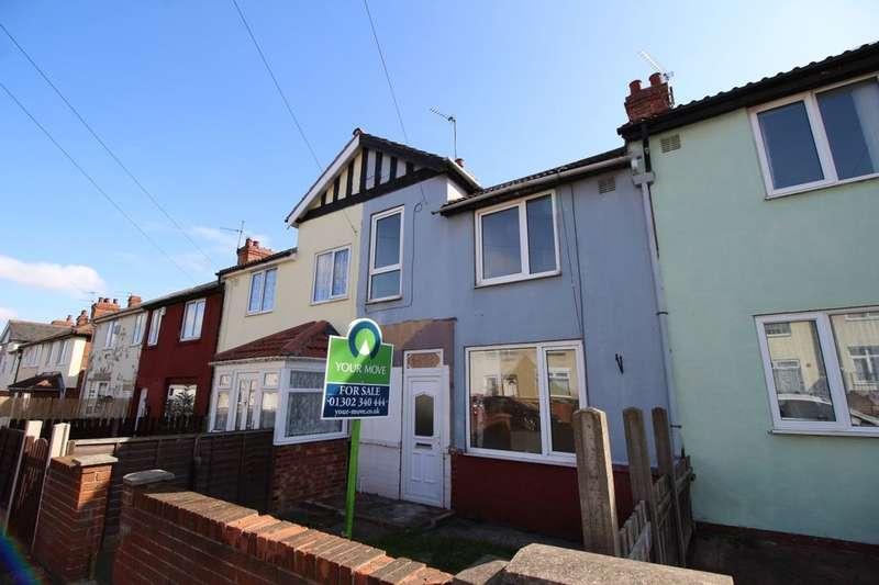 3 Bedrooms Property for sale in St. Johns Road, Edlington, Doncaster, DN12