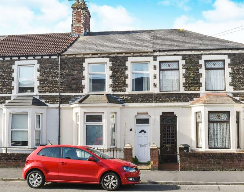 2 Bedrooms Ground Flat for sale in Seymour Street, Cardiff