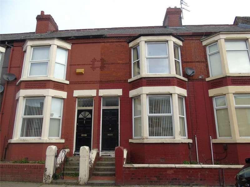 4 Bedrooms Terraced House for sale in Bedford Road, Walton, Liverpool, Merseyside, L4