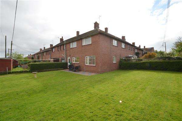3 Bedrooms End Of Terrace House for sale in Longfield, Starcross