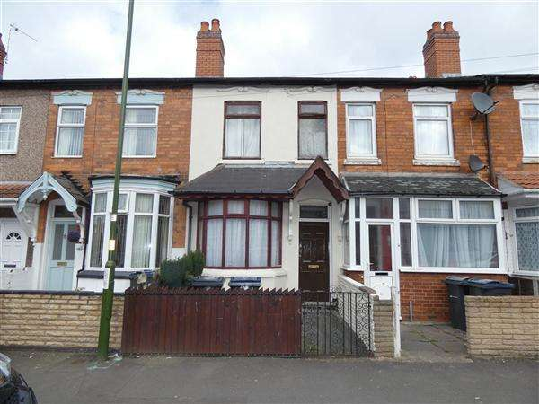 3 Bedrooms Terraced House for sale in Deakins Road, Yardley, Birmingham