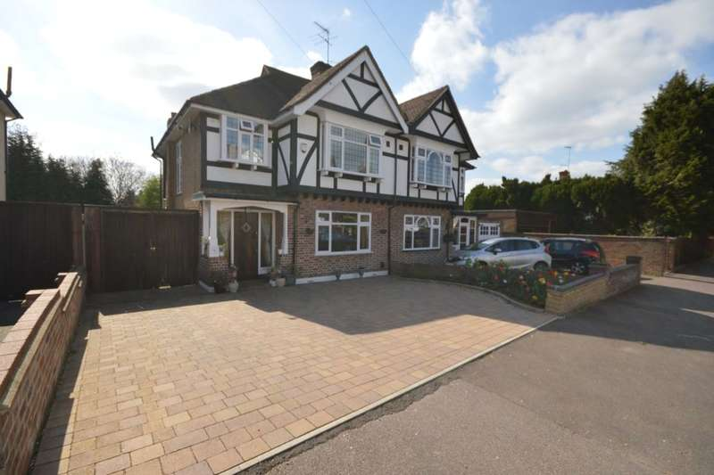 3 Bedrooms Semi Detached House for sale in De Vere Walk, Watford, WD17