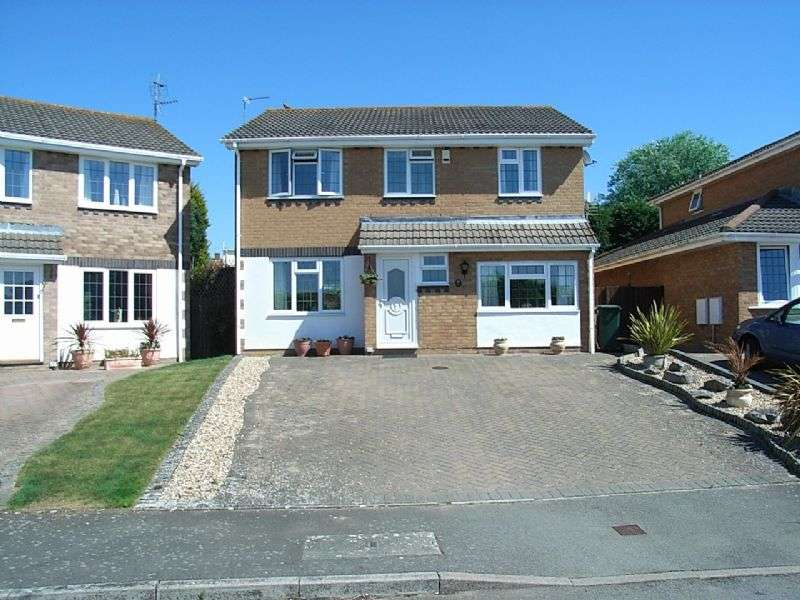 4 Bedrooms Detached House for sale in Murlande Way, Rhoose