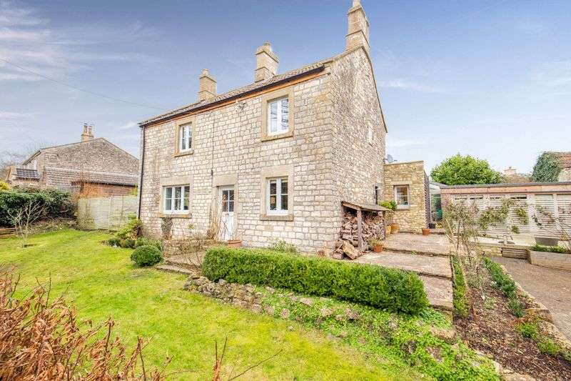 4 Bedrooms Detached House for sale in BEST OF BOTH WORLDS VERY CLOSE TO BATH. Rural Idyll 10 minutes from Bath.