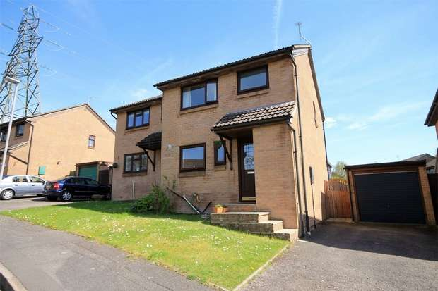 3 Bedrooms Semi Detached House for sale in Creekmoor, POOLE, Dorset