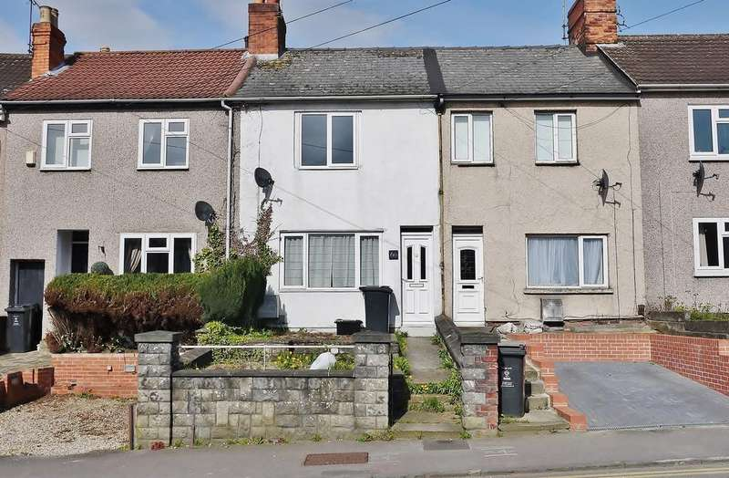 3 Bedrooms Terraced House for sale in Kingshill Road, Swindon