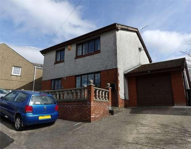 3 Bedrooms Detached House for sale in Commercial Road, Rhydyfro, Pontardawe, Swansea, West Glamorgan