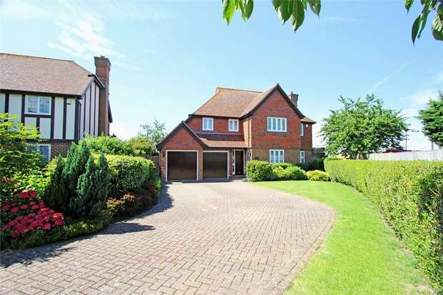 5 Bedrooms Detached House for sale in School Lane, Bapchild, Sittingbourne, Kent