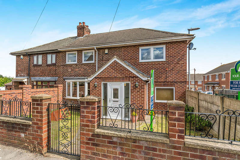 3 Bedrooms Semi Detached House for sale in Carr Street, Barnsley, S71