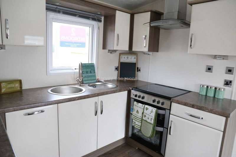 2 Bedrooms Caravan Mobile Home for sale in Brixham, Devon