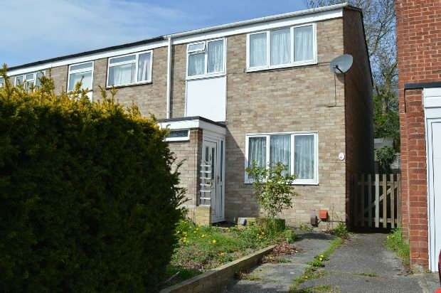 3 Bedrooms End Of Terrace House for sale in Angus Close, Chessington