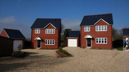4 Bedrooms Detached House for sale in Green Lane, Feniton