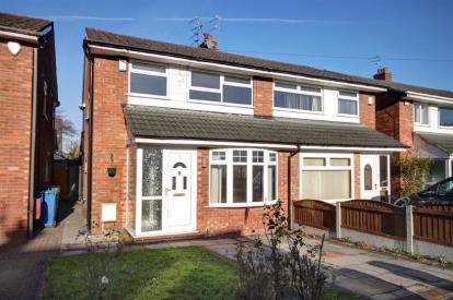 3 Bedrooms Semi Detached House for sale in Gawsworth Close, Timperley, Altrincham, Greater Manchester