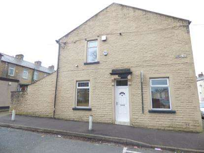3 Bedrooms End Of Terrace House for sale in Irwell Street, Burnley, Lancashire