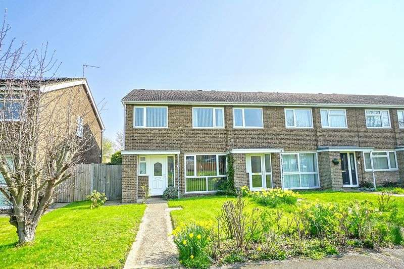 4 Bedrooms Terraced House for sale in Eaton Ford, St. Neots