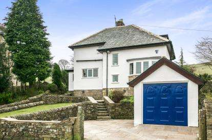 4 Bedrooms Detached House for sale in Lightwood Road, Buxton, Derbyshire, High Peak