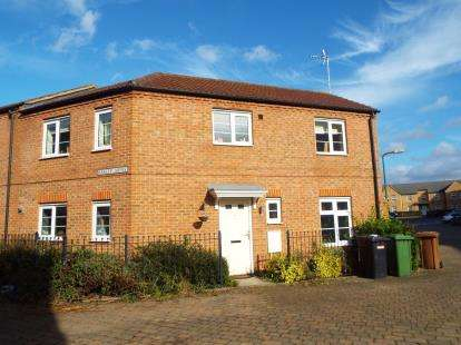 3 Bedrooms Semi Detached House for sale in Barley Mews, Peterborough, Cambridgeshire