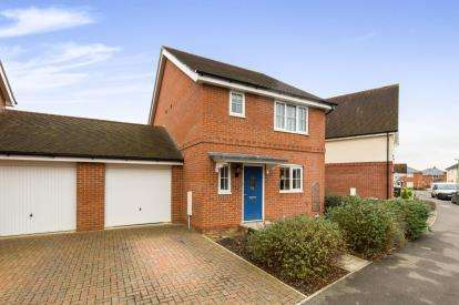 3 Bedrooms Detached House for sale in Romsey, Hampshire