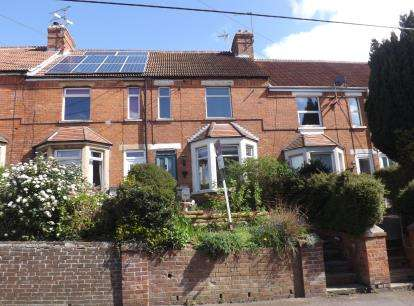 3 Bedrooms Terraced House for sale in Yeovil, Somerset