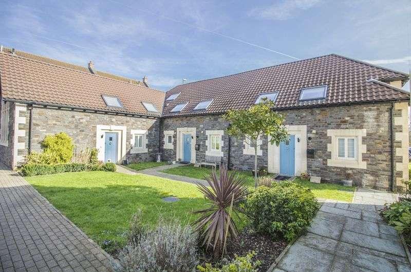 2 Bedrooms Terraced House for sale in Albert Road, Keynsham