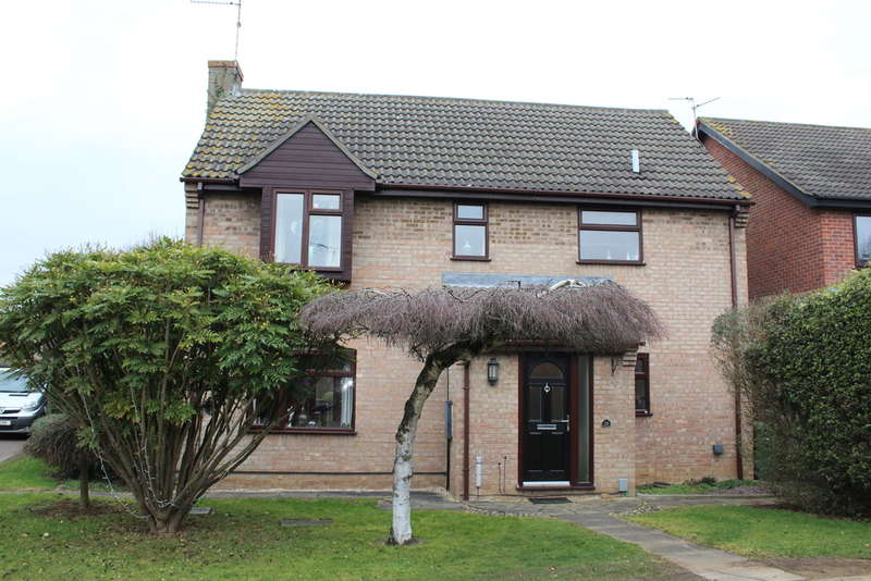 4 Bedrooms Detached House for sale in Redbridge, Werrington, Peterborough