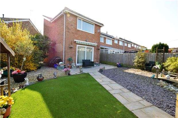 4 Bedrooms End Of Terrace House for sale in Cherington, Yate, BS37 8UX