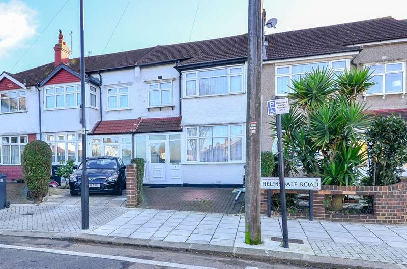 3 Bedrooms House for sale in Helmsdale Road, Streatham Vale, SW16