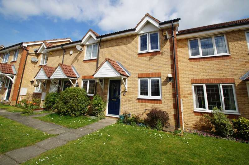 2 Bedrooms Terraced House for sale in Halsey Drive, Hemel Hempstead