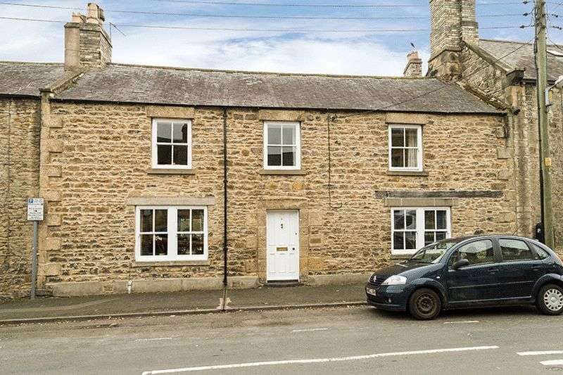 4 Bedrooms House for sale in 8 Watling Street, Corbridge, Northumberland