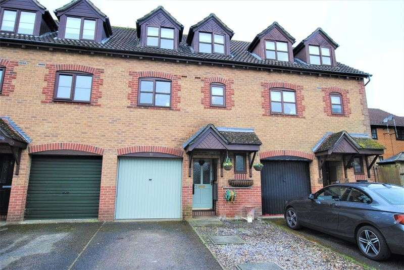 3 Bedrooms House for sale in Cheltenham Gardens, Hedge End