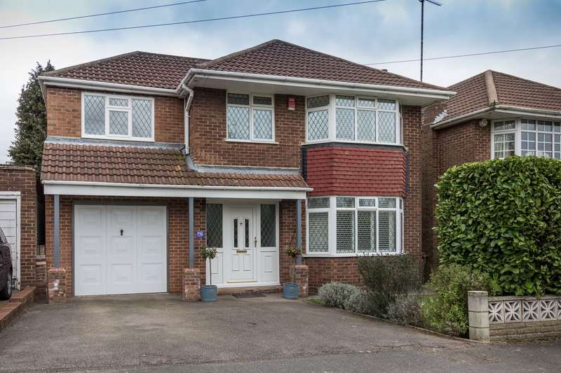4 Bedrooms Detached House for sale in Barton road, Luton, Bedfordshire, LU3