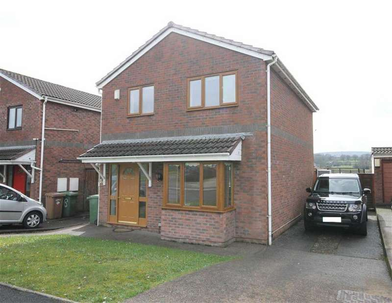 3 Bedrooms Detached House for sale in Ffos Y Cerridden, Nelson, CF46